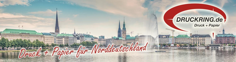 Druckring Druckerei und Papier für Hamburg und Norderstedt